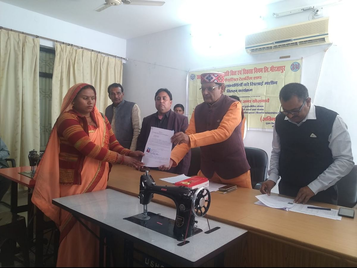 empowerment-of-dalits-due-to-modi-and-yogi39s-schemes-lalji-prasad-nirmal