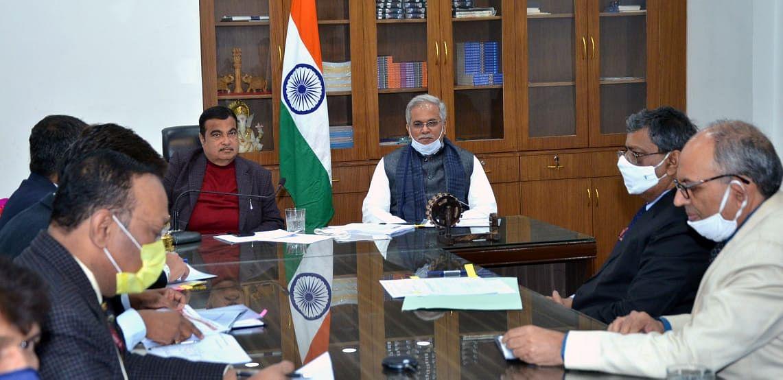 भारतमाला योजना के तहत छत्तीसगढ़ के तीन राजमार्ग होंगे शामिल