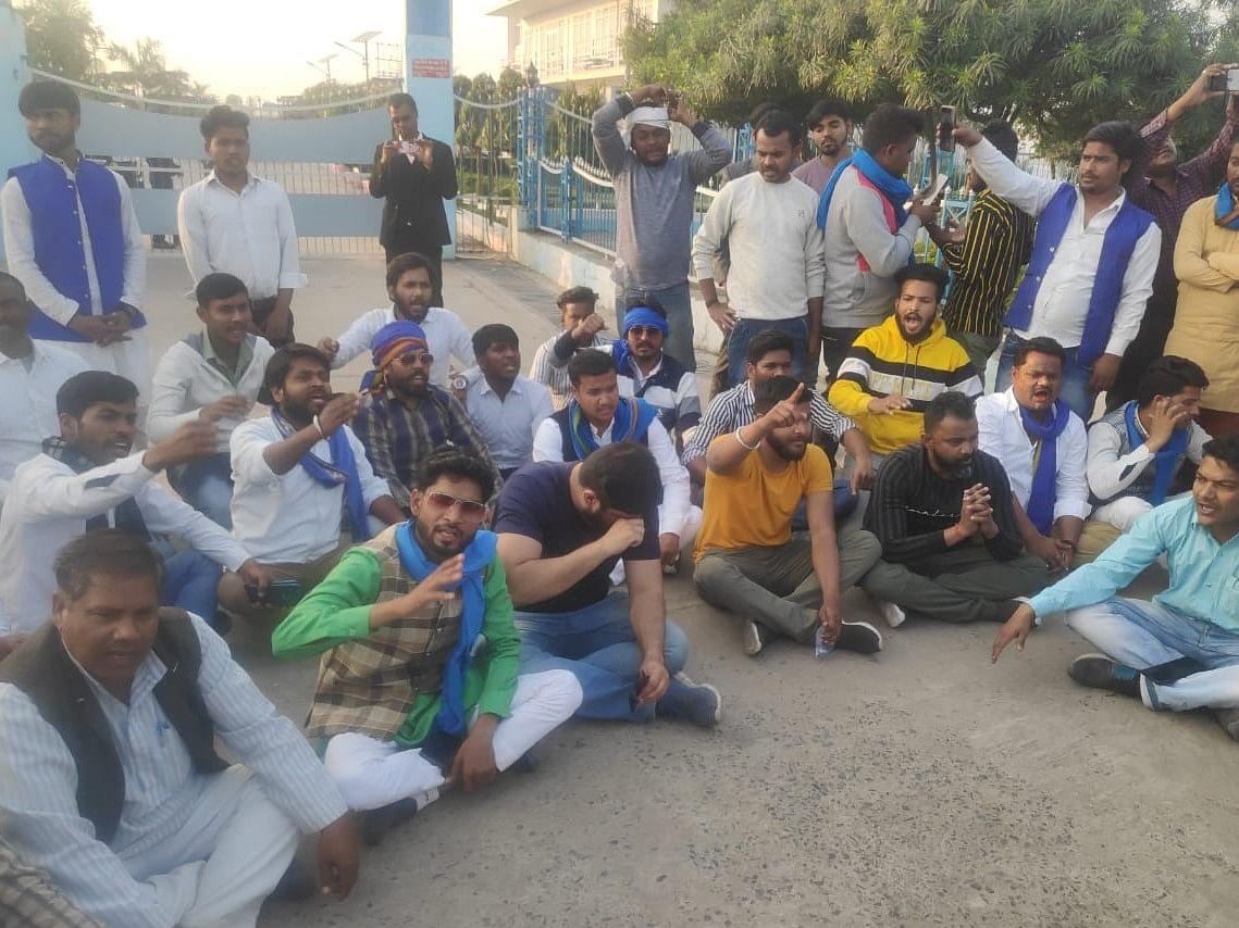 उन्नाव कांड : भीम आर्मी प्रमुख चन्द्रशेखर रावण को कानपुर सीमा पर पुलिस ने रोका