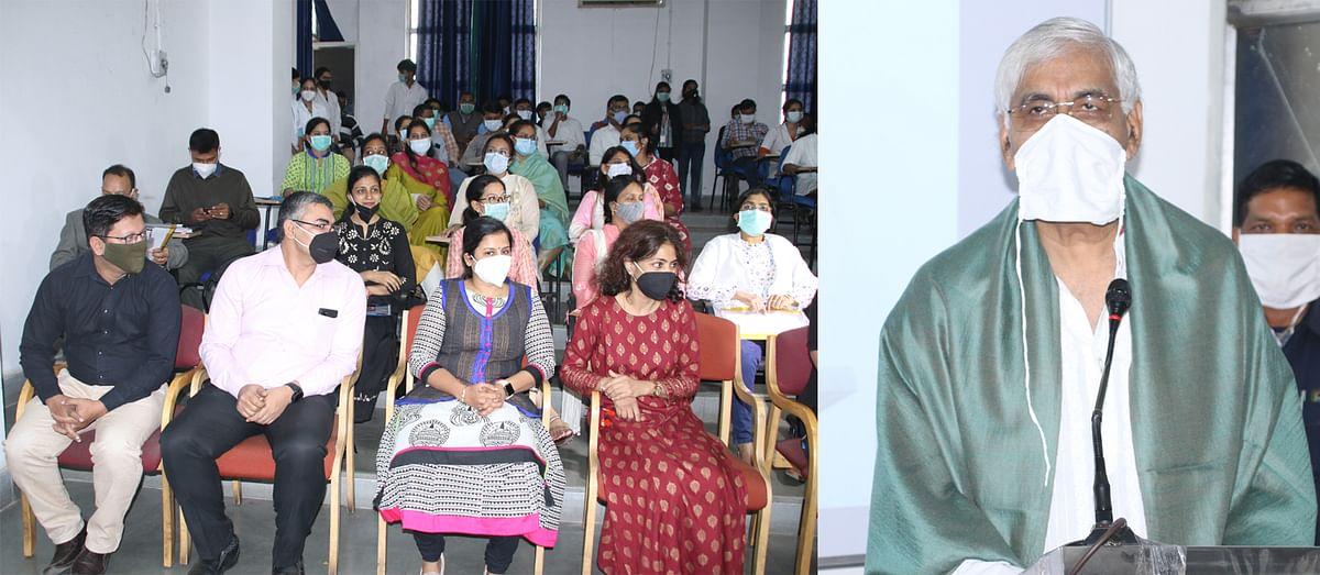 रायपुर : मंत्री सिंहदेव ने इम्प्लांट ट्राई-इंटिग्रेशन कार्यशाला का किया शुभारंभ