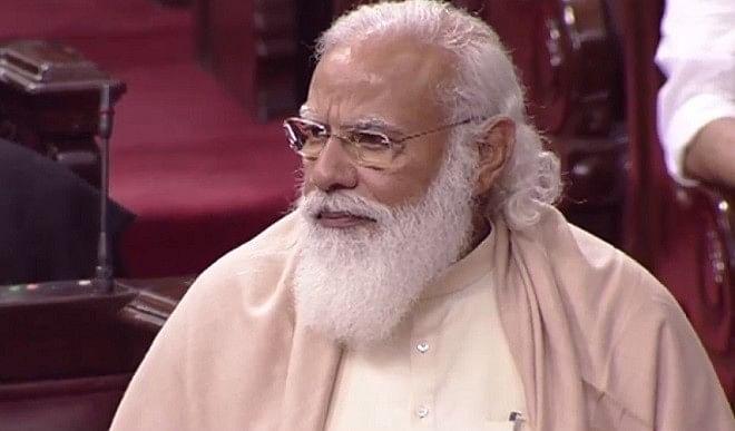 4 राज्यसभा सांसदों का कार्यकाल खत्म, गुलाम नबी आजाद को लेकर भावुक हुए PM मोदी