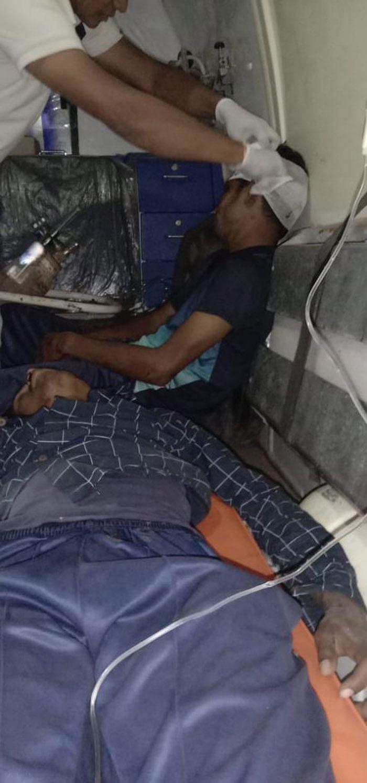 दंतेवाड़ा :  दुर्घटना में 09 लोग हुए घायल
