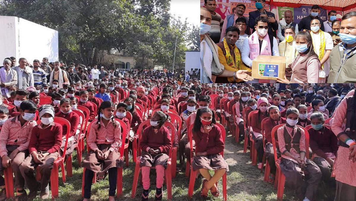 बच्चों को फिर से मिलेगा अक्षय पात्र का गरमा गरम भोजन : श्रीकांत शर्मा