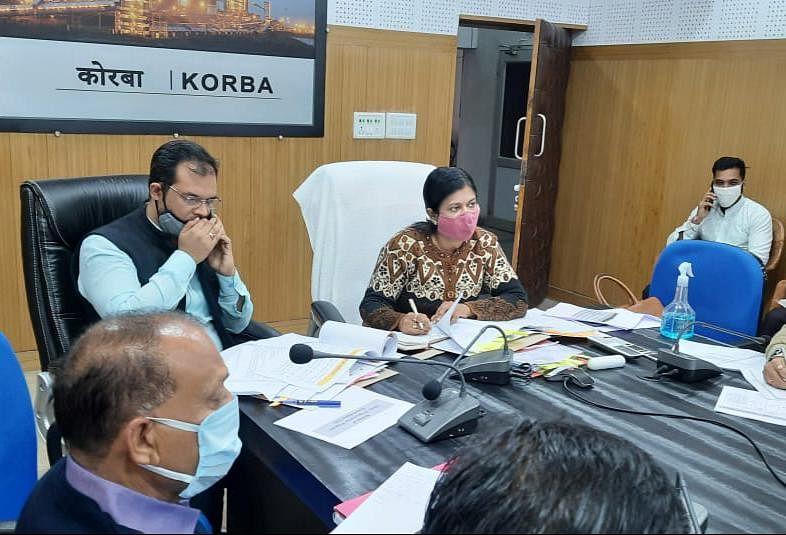 कोरबा : जिले की सीमा मे राष्ट्रीय राजमार्ग बनाने के काम में आएगी तेजी
