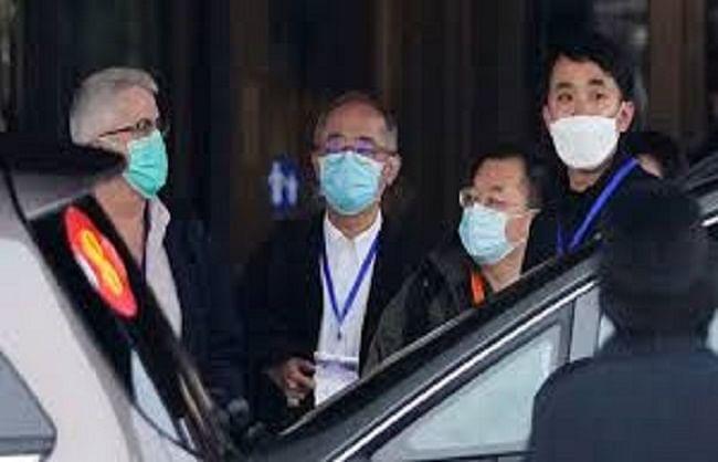 चीन में वुहान के मीट मार्केट में पहुंची विश्व स्वास्थ्य संगठन की टीम, यहीं मिला था कोरोना का पहला मरीज