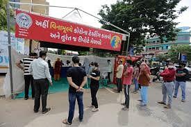 अहमदाबादः एसवीपी अस्पताल में कोरोना के 30 मरीज भर्ती, शहर में 11 माइक्रो कंट्रोल जोन लागू