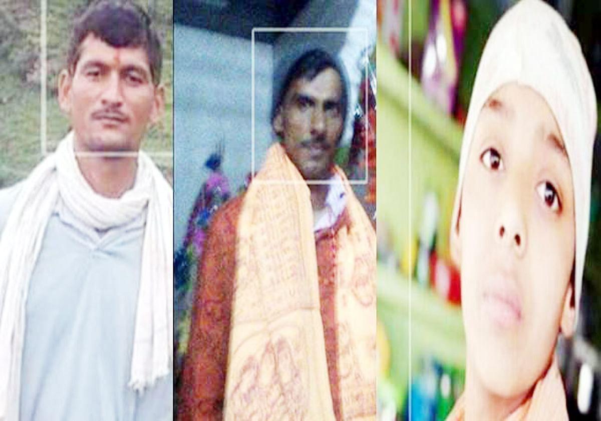 सड़क हादसे में दो भाइयों सहित तीन लोगों की मौत