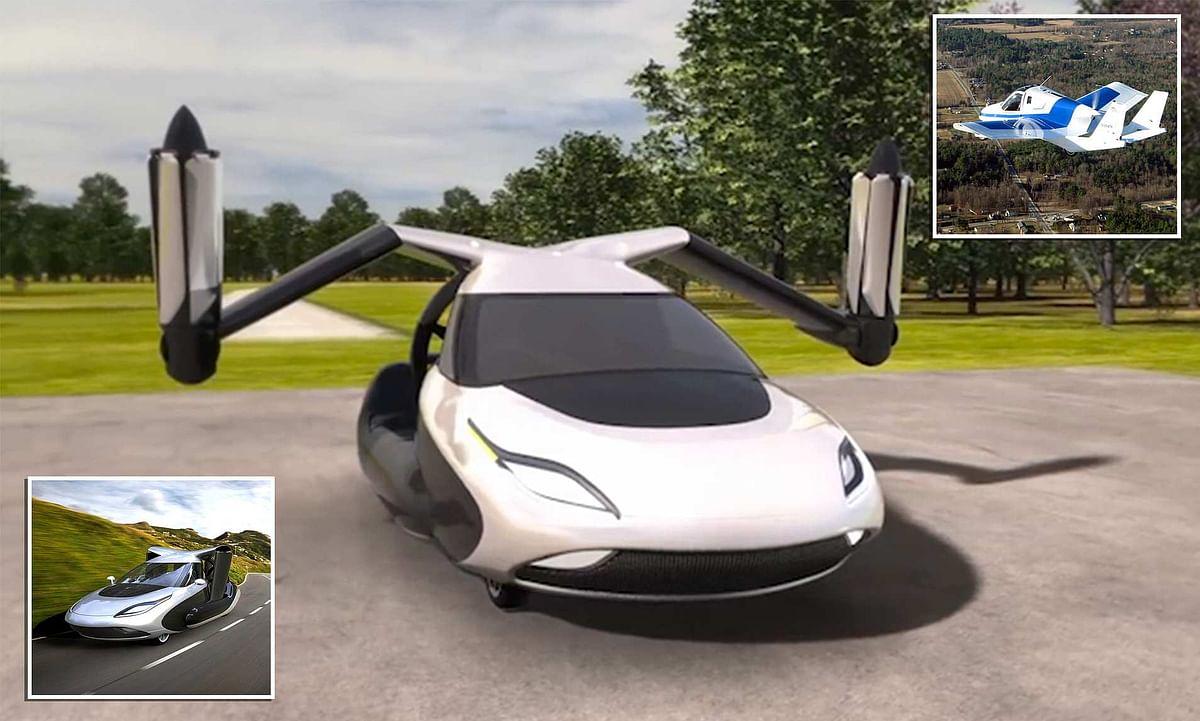 अमेरिका में उड़ने वाली कार को मिली मंजूरी, घर में हो जाएगी पार्किंग