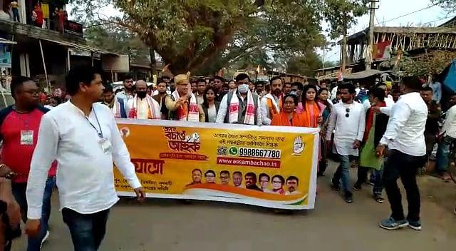 असम में कांग्रेस गठबंधन की बनेगी सरकार - गौरव गोगोई