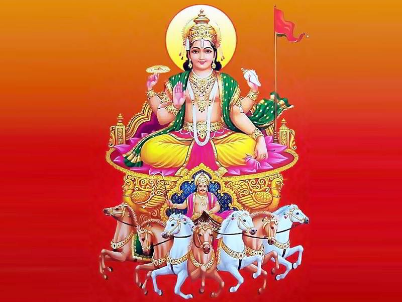रविवार आरती - Ravivar Aarti in Hindi