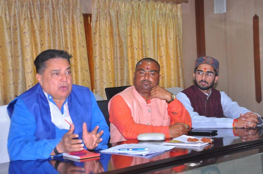 कृषि कानूनों मे किसानों की जमीन का कोई अनुबंध नहीं होगा : राजा बुंदेला