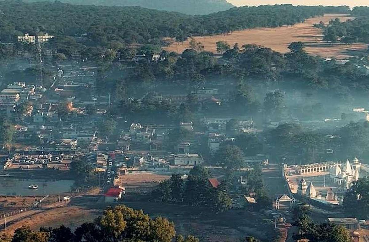 नर्मदा क्षेत्र में पर्यावरण प्रदूषण और वनों की कटाई से जैव विविधता प्रभावित