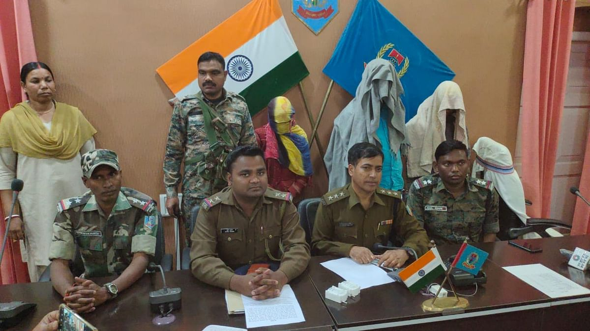 giridih-police-rescues-one-kidnapped-three-arrested