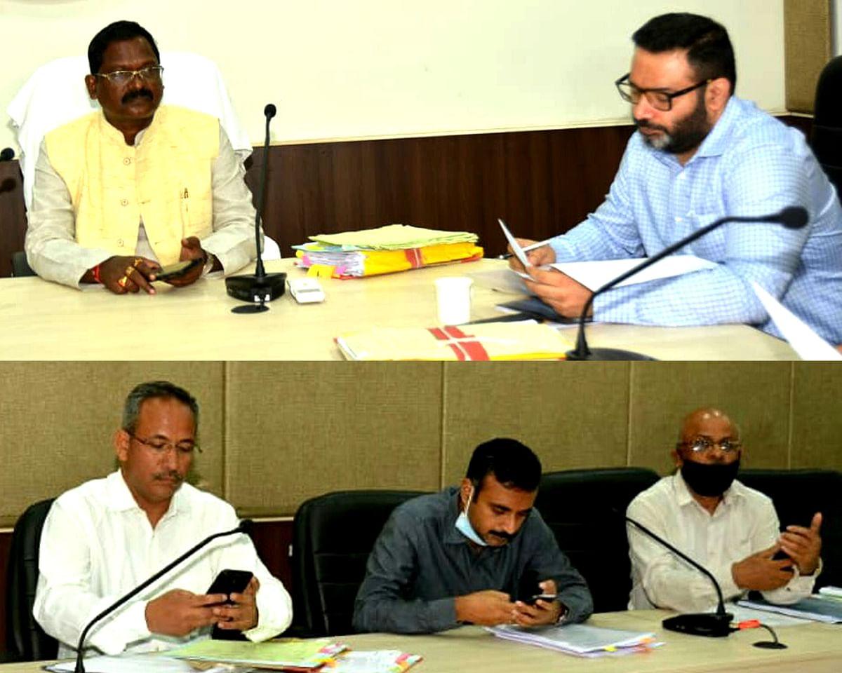रायपुर : उपार्जन केन्द्रों से अब तक 52.91 लाख मीट्रिक टन धान का उठाव