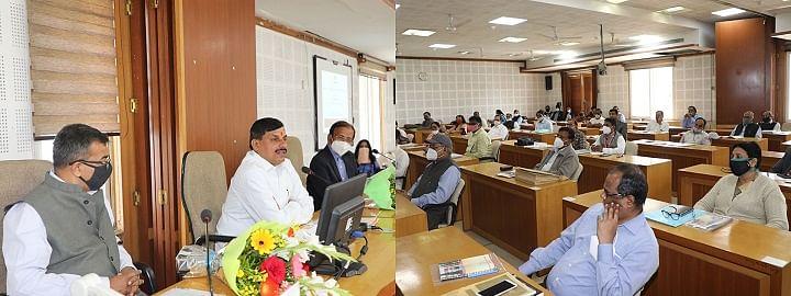 महाविद्यालयों में नवाचारों के लिए सरकार से मिलेगा निरंतर सहयोग : मंत्री डॉ. यादव