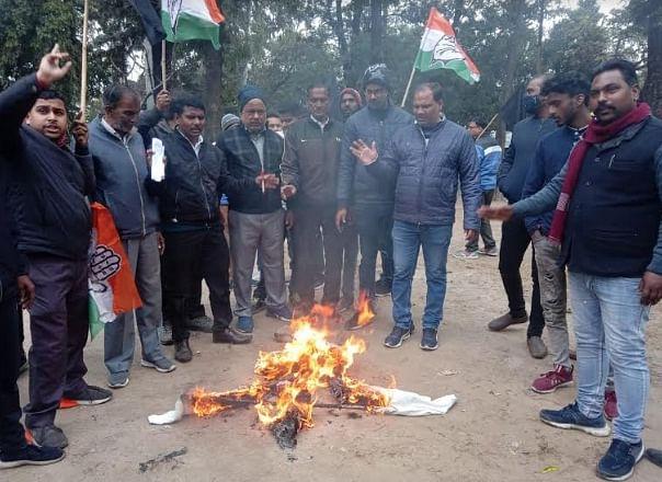 भाजपा राज में हो रहा दलितों का उत्पीड़न : सुनील