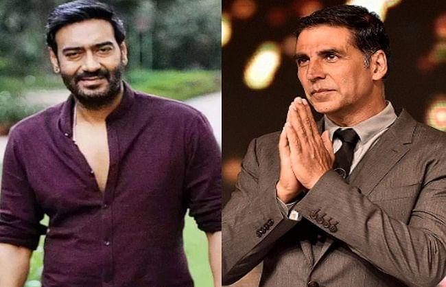 किसान आंदोलन को लेकर भारत को घेरने वालों को अक्षय और अजय ने दिया करारा  जवाब