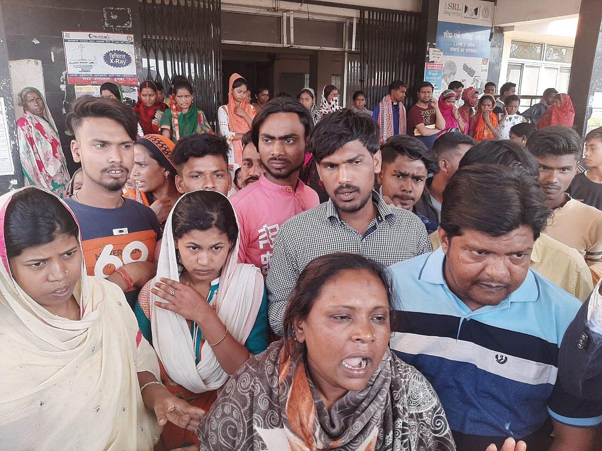 संदिग्ध हालात में पेट्राल पंप कर्मी की मौत, हत्या की आशंका