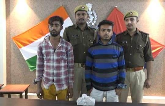 पंजाब से कानपुर आए साजिशकर्ता ने ट्रैवल्स मालिक का अपहरण कर की हत्या, दो आरोपी गिरफ्तार
