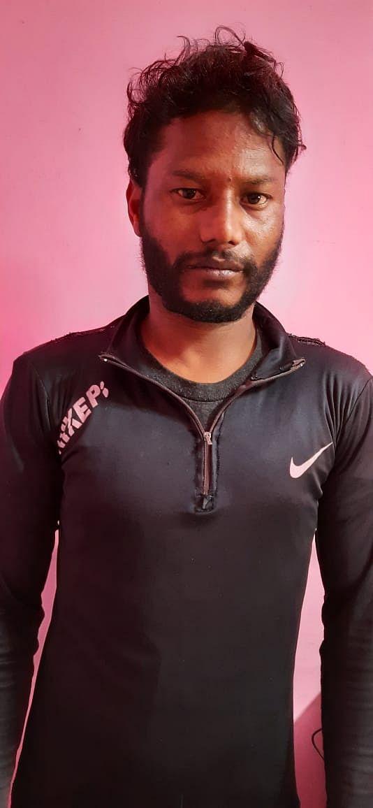 रंगदारी मांगने और मारपीट मामले में एक गिरफ्तार