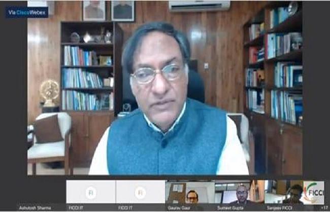 भू-स्थानिक नीतियों के उदारीकरण से नवाचार को मिलेगा बढ़ावा: प्रो. आशुतोष शर्मा
