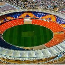 अहमदाबाद : मोटेरा स्टेडियम में इंग्लैंड के खिलाफ तीसरा टेस्ट 24 तारीख से