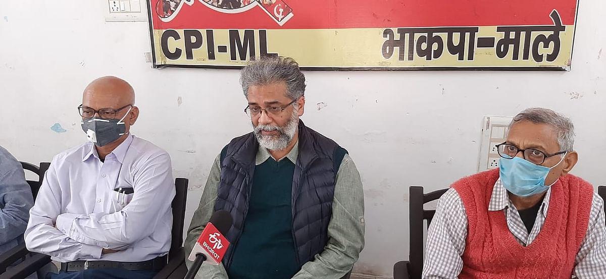 जनता के सवाल और गंभीर बहसों से भाग रहे हैं सीएम नीतीश: दीपंकर भट्टाचार्य