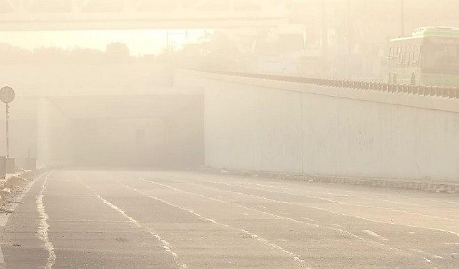 गाजियाबाद, नोएडा और फरीदाबाद की वायु गुणवत्ता लगातार चौथे दिन अत्यंत खराब