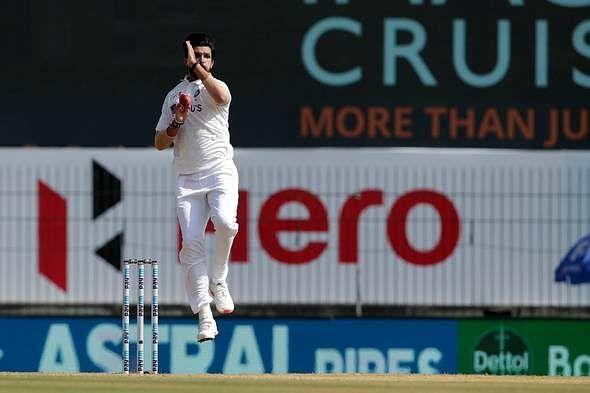 टेस्ट क्रिकेट में 300 विकेट लेने वाले छठें भारतीय गेंदबाज बने ईशांत शर्मा