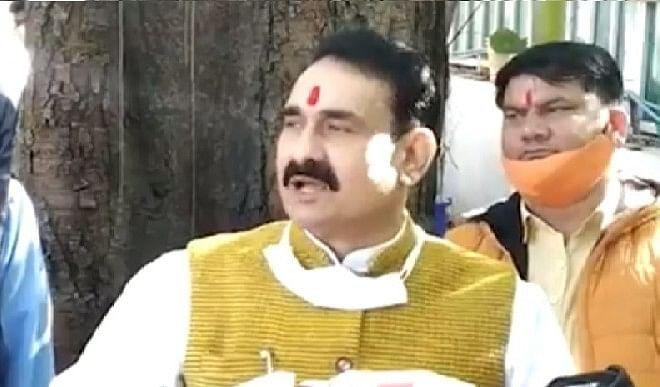 मध्य प्रदेश में रात्रि कर्फ्यू को लेकर गृहमंत्री का बड़ा बयान, महाराष्ट्र से सटे 12 जिलों के लिए अलर्ट जारी