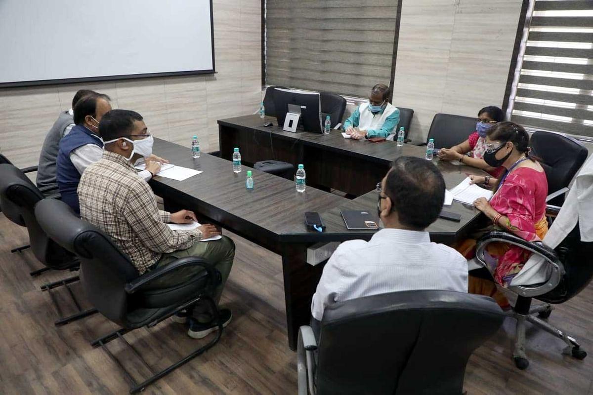 मुख्यमंत्री मेधावी विद्यार्थी योजना का पॉलीटेक्निक के छात्रों को भी मिलेगा लाभ : मंत्री सिंधिया