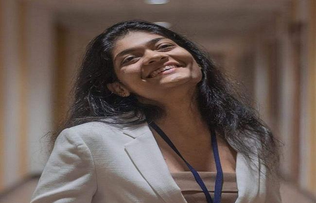 रश्मि सामंत ऑक्सफोर्ड स्टूडेंट यूनियन की पहली भारतीय महिला अध्यक्ष बनीं