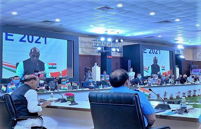 एयरो इंडिया: विभिन्न देशों के वायुसेना प्रमुखों का दो दिवसीय कॉन्क्लेव शुरू