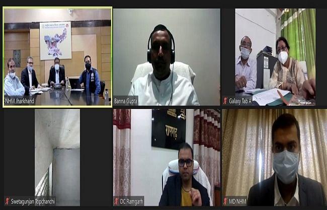 झारखण्ड:फाइलेरिया उन्मूलन के लिए चार जिलों में 22 से 27 फरवरी तक चलेगा अभियान