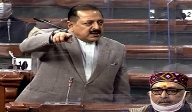 जन शिकायतों की संख्या दो लाख से 21 लाख होना सरकार में भरोसे को दिखाता है: जितेंद्र सिंह