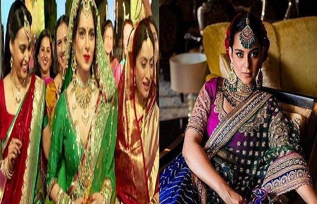 'तनु वेड्स मनु' के 10 साल पूरे, कंगना ने श्रीदेवी के बाद खुद को बताया कॉमेडी करने वाली अभिनेत्री