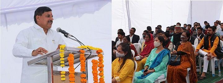 मप्र में नए पाठ्यक्रम संचालित करने के लिए मिलेगा भरपूर प्रोत्साहन : मंत्री डॉ.यादव