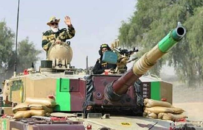 प्रधानमंत्री मोदी जनरल नरवणे को सौंपेंगे पहला अर्जुन मार्क-1ए टैंक
