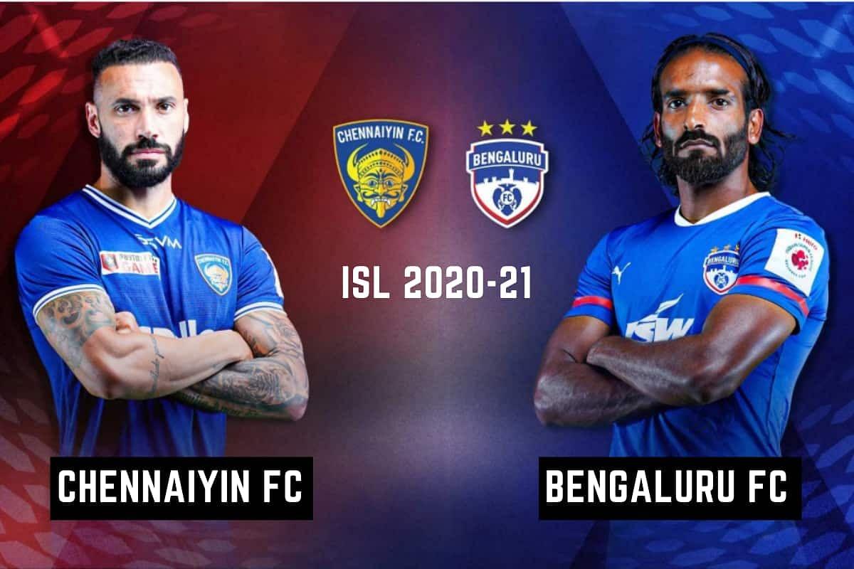 आईएसएल-7 : बेंगलुरू, चेन्नइयन ने खेला गोलरहित ड्रॉ