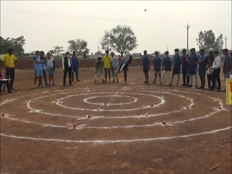 रायपुर : छत्तीसगढ़ ओलंपिक संघ द्वारा पाटन में दो दिवसीय राज्यस्तरीय खेल मड़ई का शुभारंभ