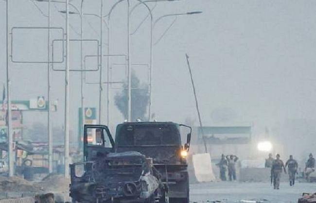 अफगानिस्तान : यूएन के काफिले पर हमला, 5 सुरक्षाकर्मियों की मौत