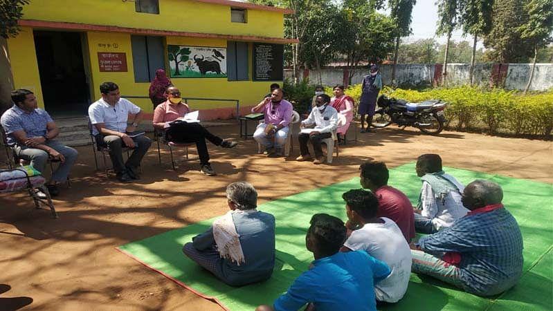 कोंडागांव : जिले में कोरोना काल में वितरण किए गए सूखा राशन की जांच जारी