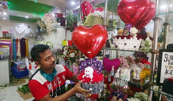 वेलेंटाइन डे की जगह माता-पिता पूजा दिवस मनाएगी 'श्री राम सेना'