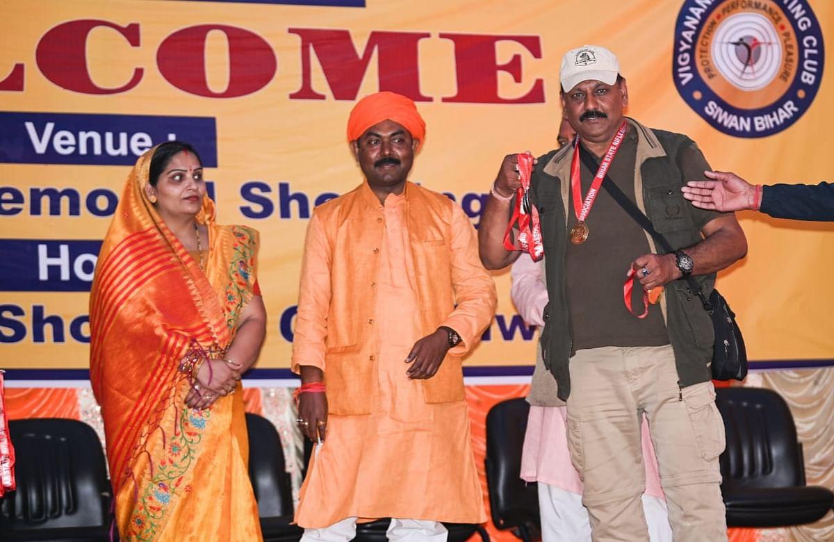 इंडियन ऑयल ने 31वें बिहार राज्य शूटिंग चैंपियनशिप में लहराया परचम