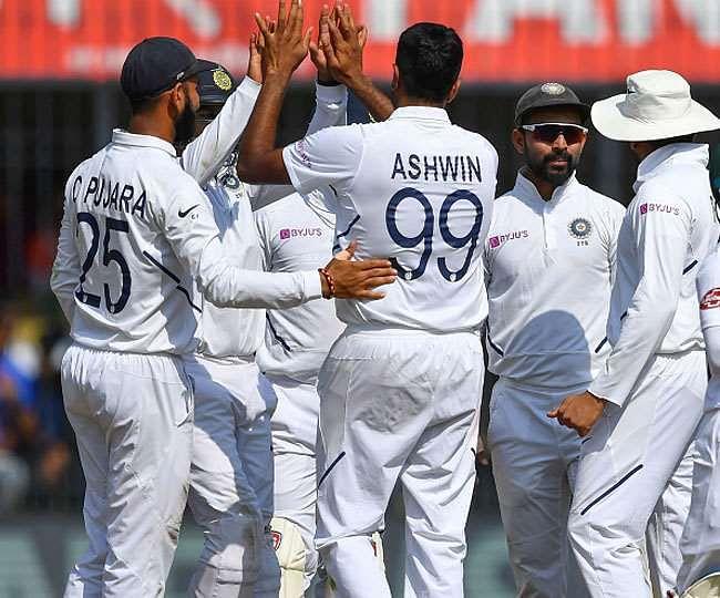चेन्नई टेस्ट : इंग्लैंड की दूसरी पारी 178 रनों पर सिमटी,भारत को 420 रनों का लक्ष्य