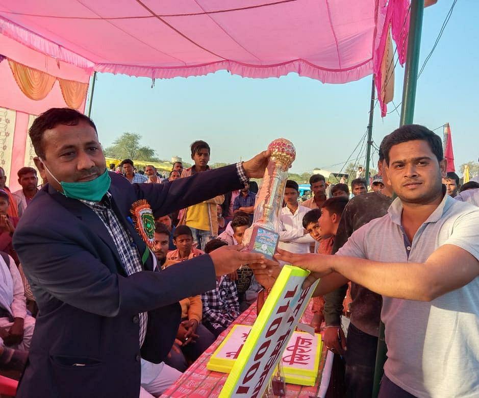 आरसीबी ने फाइनल मुकाबले में खैराडा को हरा फाइनल मुकाबला जीता