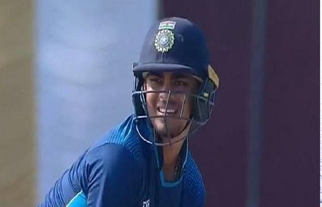 विजय हजारे ट्रॉफी: ईशान किशन ने 94 गेंदों में खेली 173 रनों की आतिशी पारी