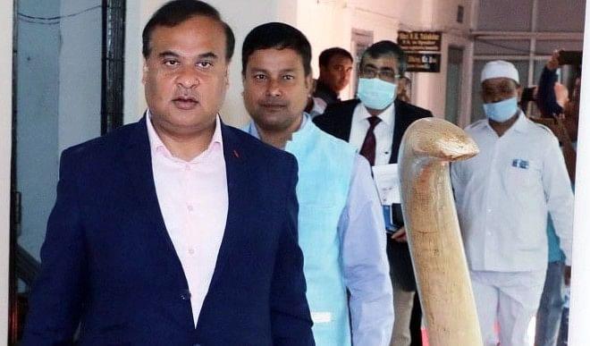 असम के मंत्री सरमा को बदनाम करने की साजिश के आरोप में दो पत्रकार गिरफ्तार