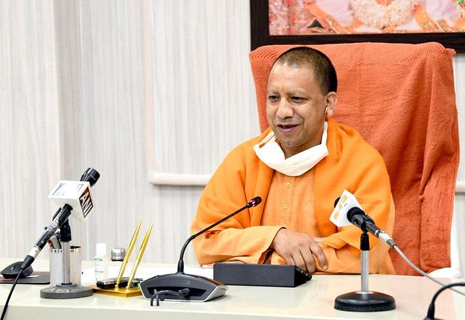 मुख्यमंत्री योगी ने माघी पूर्णिमा पर माघ मेले में आये संतों, श्रद्धालुओं व कल्पवासियों को दी शुभकामनाएं