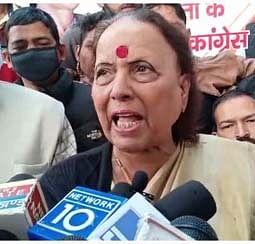 मोदी सरकार के बजट ने निराश कियाः इंदिरा